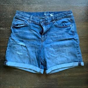 Style & Co Denim Shorts